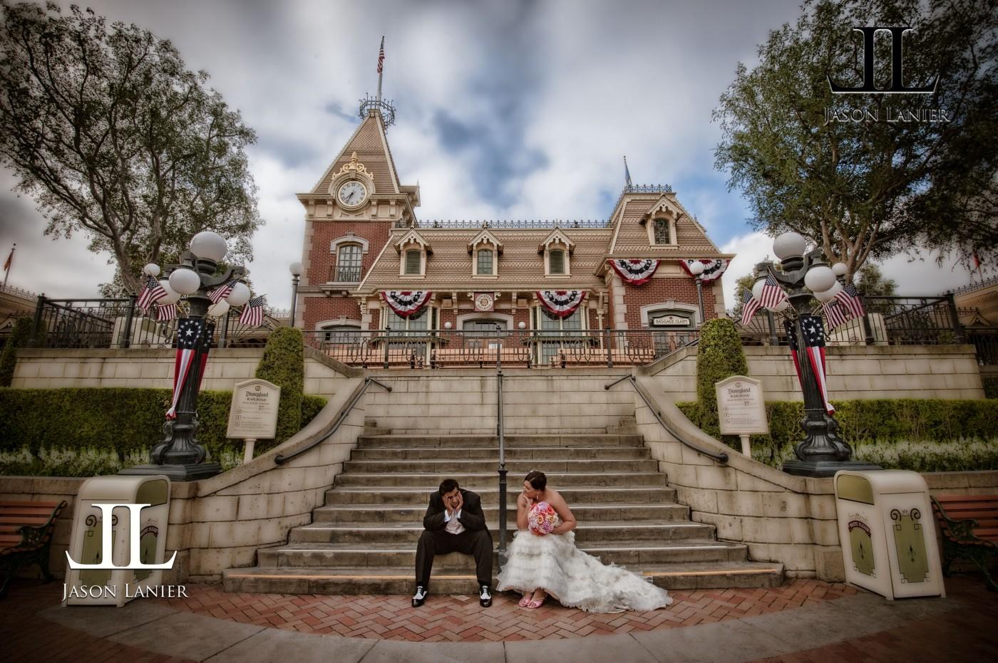Jason Lanier Photography Featured on Disney's Fairy Tale Weddings